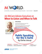 Public  Speaking  for  the  C-Suite